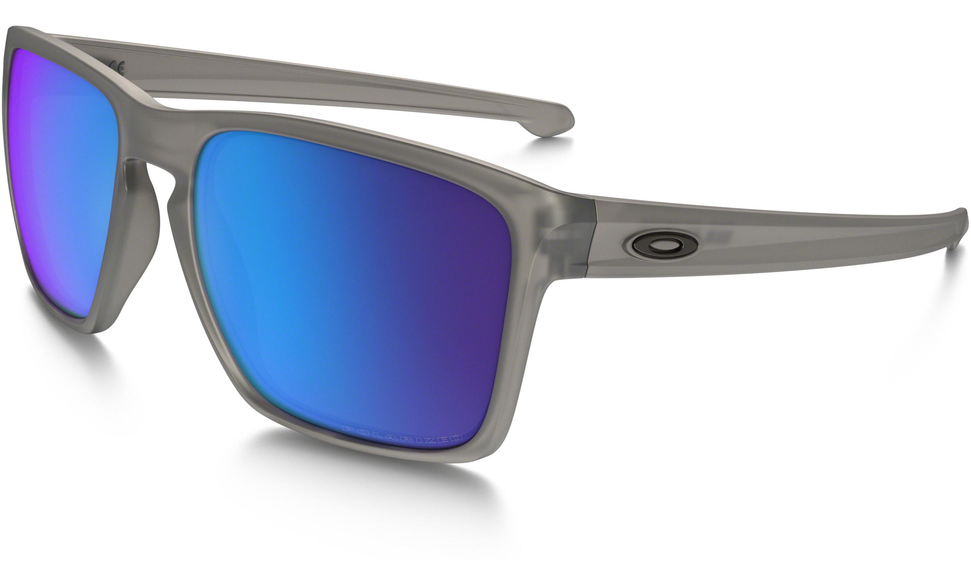 3b85b565b2 Oakley Sliver XL - Lunettes cyclisme Homme - gris/bleu - Boutique de ...